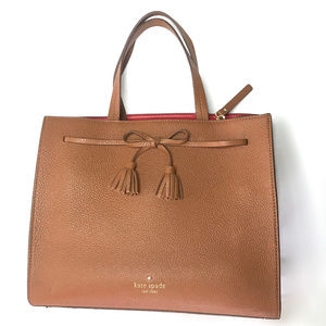 New York Hayes Street Sam PebbleTote Large Bag